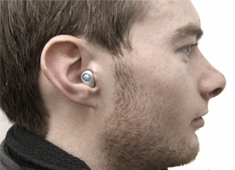 Water-safe Hearing Aid