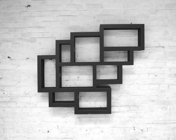 Frames Wall - Shelving by Gerard de Hoop