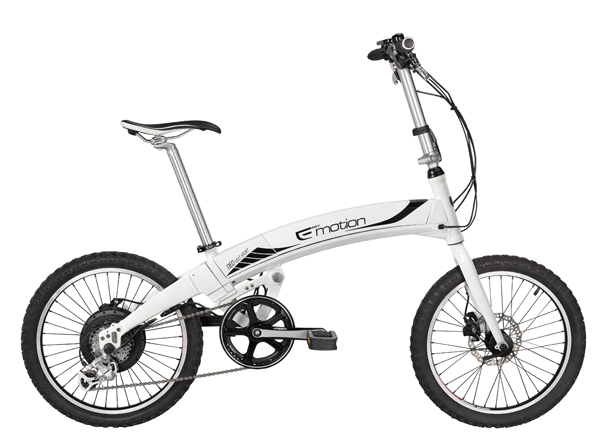 Neo Volt - Folding E-Bike by ITEM for BH Bikes
