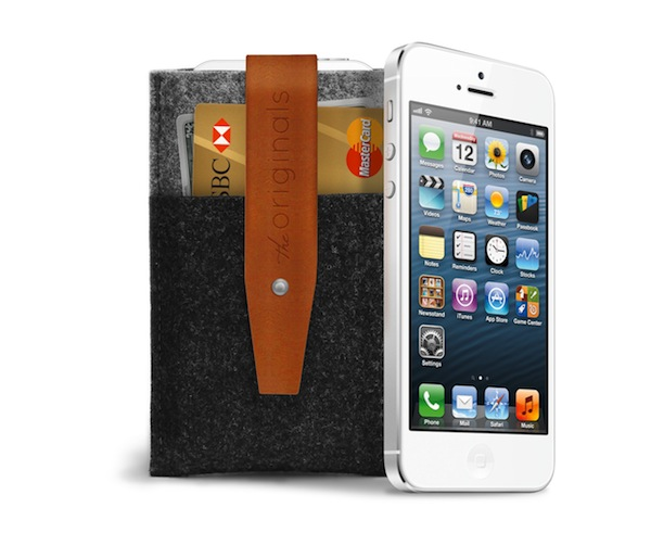 DO WANT iPhone 5 But What About Cases?