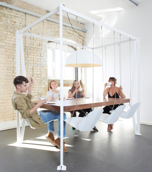Playtime Table! | Yanko Design