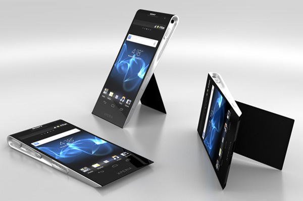 Sony Xperia X Concept Phone by Abel Verdezoto