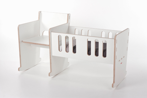 Moep - Crib Chair Combo by Dirk Ploos van Amstel