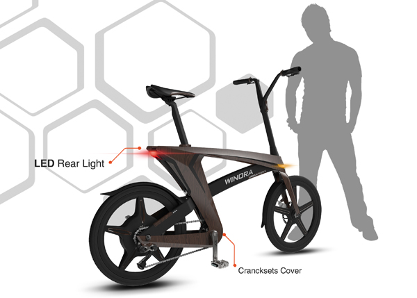 Winora Urban E-Bike by Mahdi Momeni