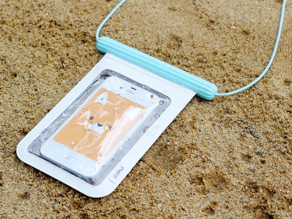 Shield/Vitamin Smartphone Waterproof Case by Joongho Choi