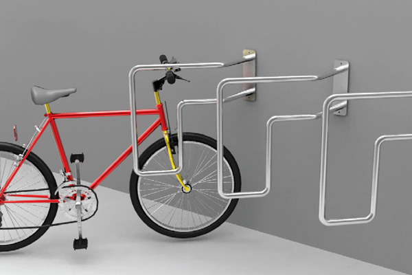 Motorbike Stand Designs : Bike stand with a difference yanko design