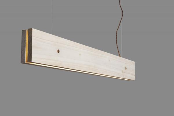 Φτιάξτε μόνοι σας φωτισμό τοίχου με ξύλινες σανίδες!
