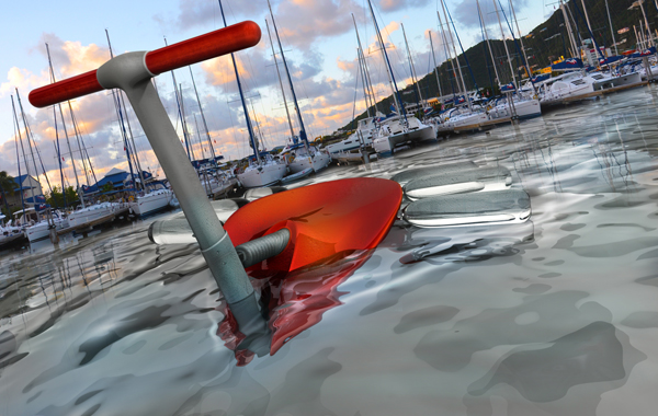 Stingray - Personal Watercraft by Imran Othman
