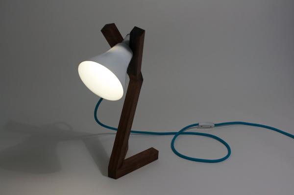 Task Lamp by Laura Fernandez
