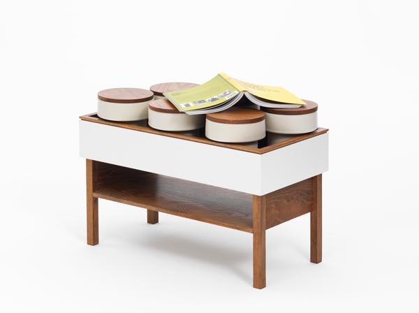 O - Furniture Series by JiB Design Studio