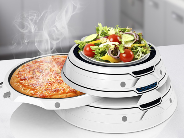 The Tor of Pizza