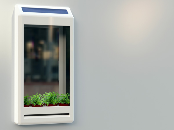 Original Breath – Window Based Air Purifier by Yu-Cheng Wang