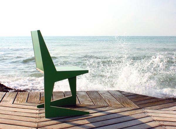 Kandinsky Chair by Tresenvespa