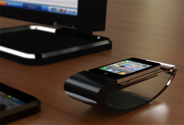 Stander - iPhone Dock by Che-Yu Lu