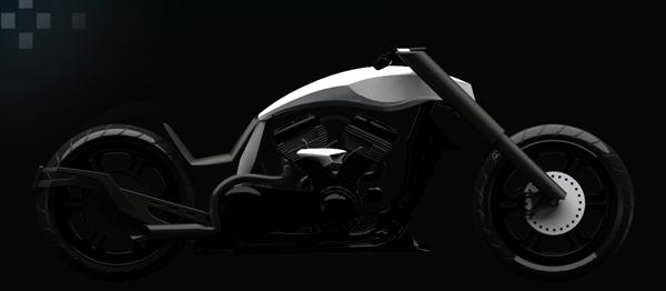 TT New Generation Chopper by Olcay Tuncay Karabulut