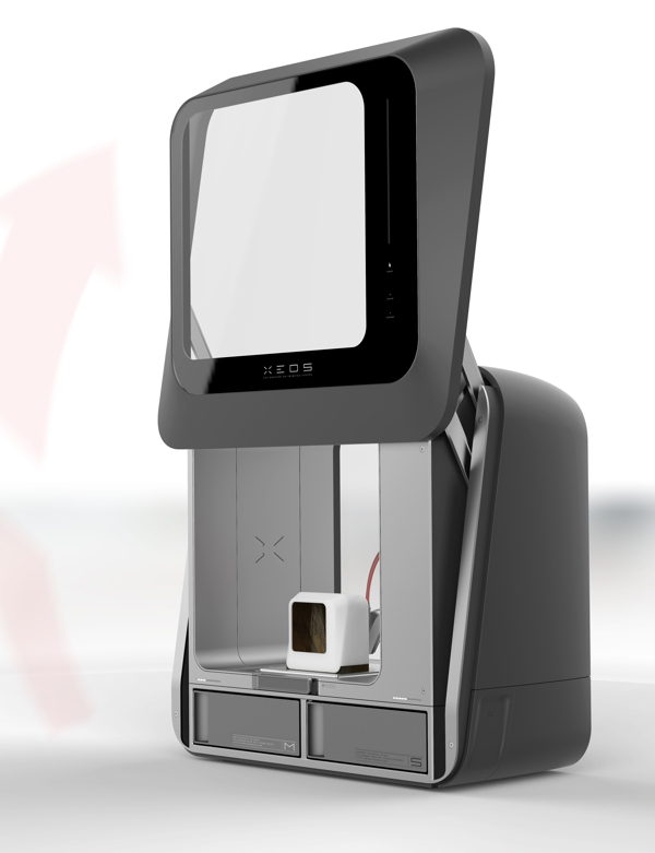The Personal 3d Printer Is Here Yanko Design