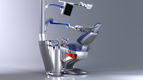 Dental Chair of the Future