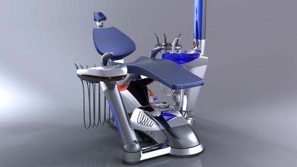 Dental Chair of the Future | Yanko Design