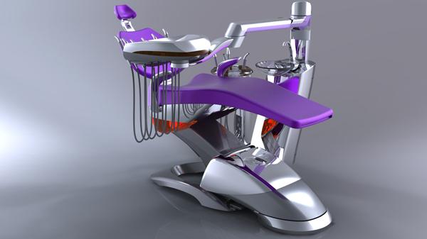 Dental Chair Of The Future Yanko Design