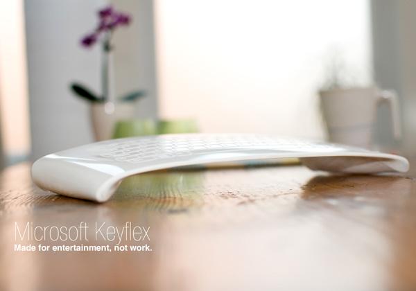 Microsoft KeyFlex by Victor Johansson