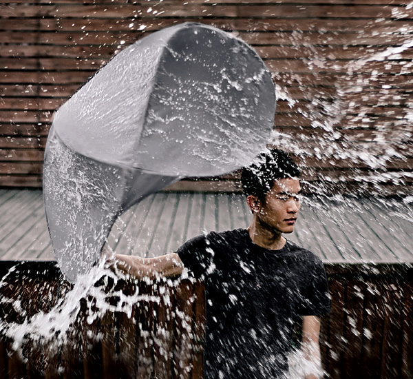 Rain Shield – Umbrella Redesign by Lin Min-Wei & Liu Li-Hsiang