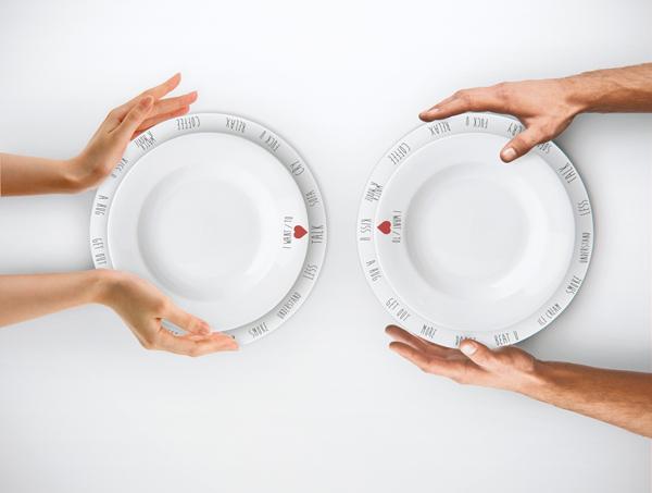 Purpose Plates by Andrea Rekalidis Designer