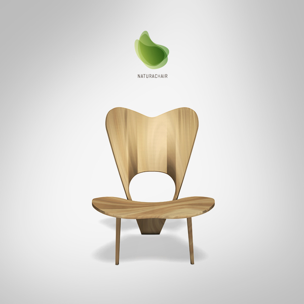 Natura Chair by Sara Vaz