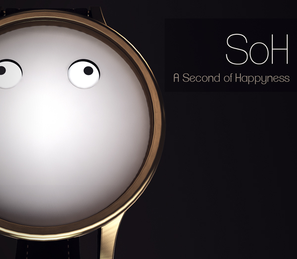 SoH - Watch by Mathilde Ampe