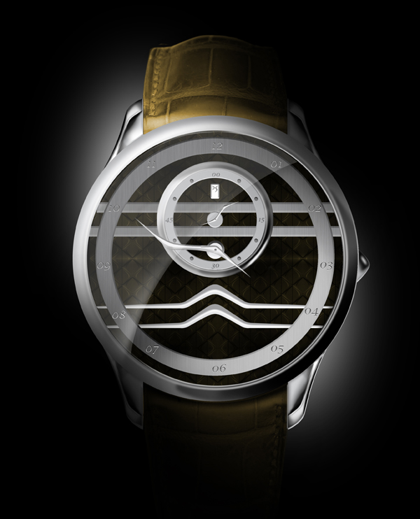 DS Watch by Nicolas Diacre