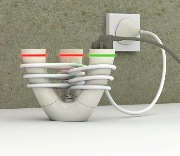 HECHEK - Electrical Outlet by Zohreh Pahlevan, Sina Gavili, Ghader Ebrahimian Nejad