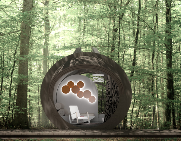 Drop Eco-Hotel by IN-TENTA