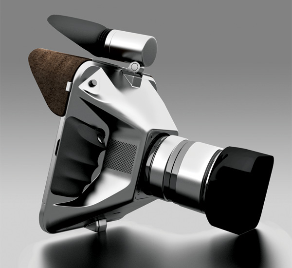 IO Camera Concept by Andre Pokhodzey