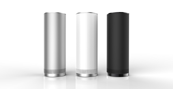 Pillar - Audio Speakers by Ashcraft Design for Stellé