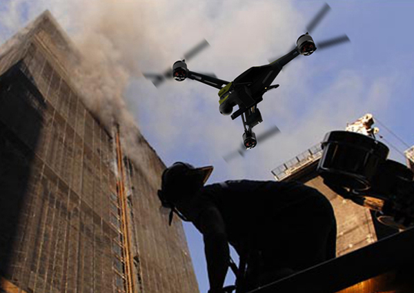 Hatchet - Unmanned Aerial Vehicle by  Jurmol Yao