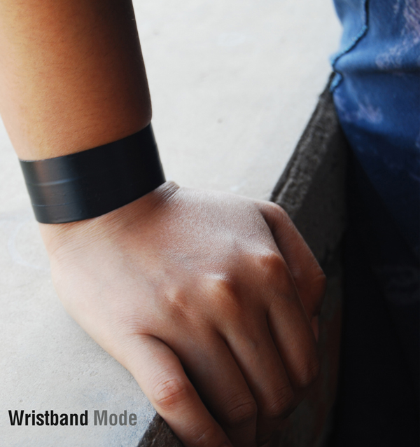 NOTEX - Wristband for the Visually Impaired by Charandeep Singh Kapoor