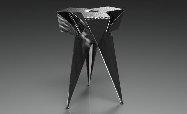 Venom Stool by Jurmol Yao