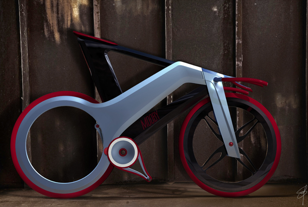 MOOBY Bike by Madella Simone