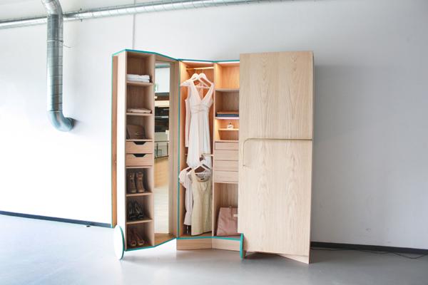 Dr sepet menulis siri inovasi walk in closet buat - Apa itu walk in closet ...