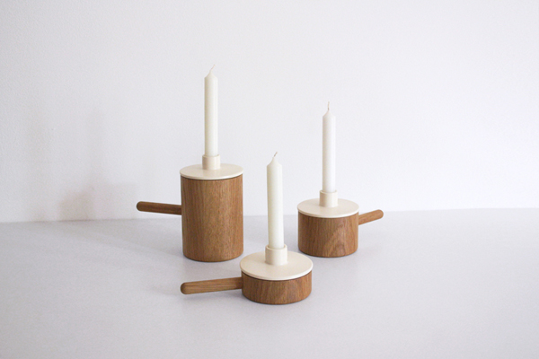 Bringing Back The Walking Candle Yanko Design