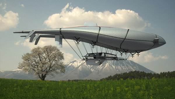 Yanko Design Top 50 – Best Of 2012 - image 14-Wolke-7-Home-in-the-Sky-by-Timon-Sager on http://bestdesignews.com
