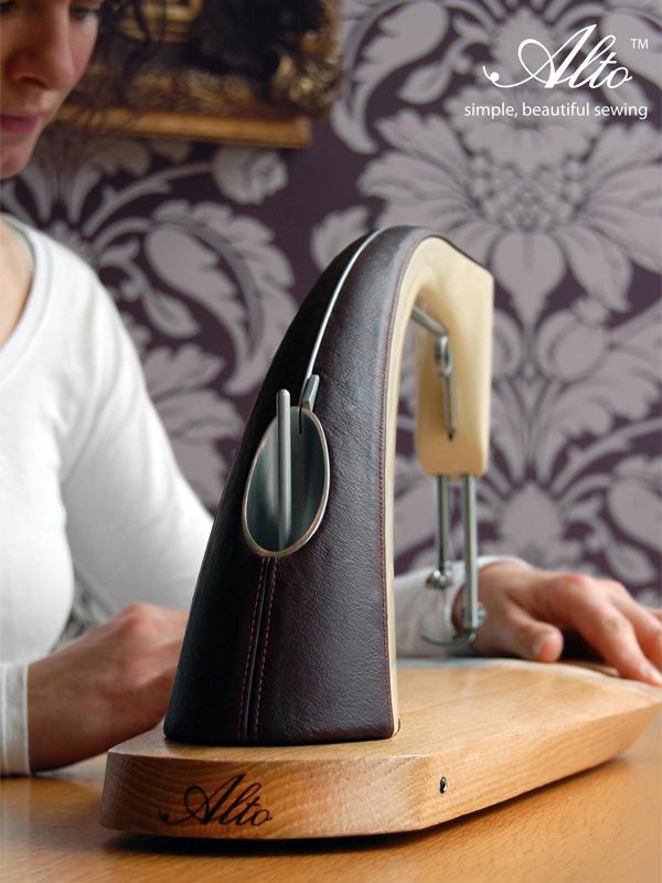 Yanko Design Top 50 – Best Of 2012 - image 16-Alto-Sewing-Machine-by-Sarah-Dickins on http://bestdesignews.com