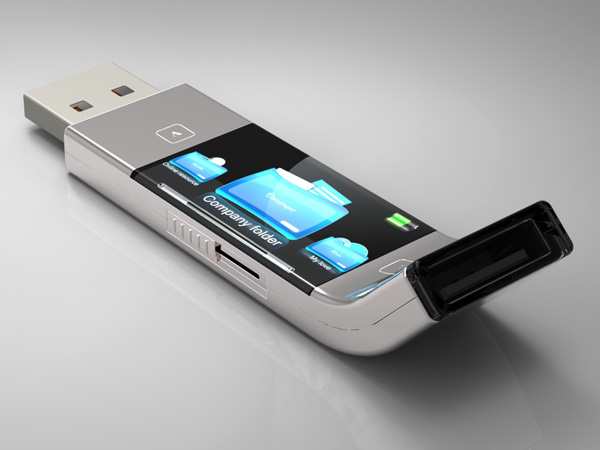 Yanko Design Top 50 – Best Of 2012 - image 18-U-Transfer-%E2%80%93-USB-Stick-Concept-by-Yiyan-Cao on http://bestdesignews.com