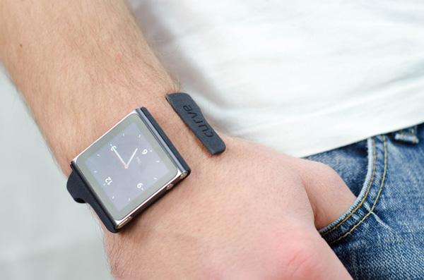 Yanko Design Top 50 – Best Of 2012 - image 43-NANOLET-iPod-Nano-Wristband-by-Curve-Creative on http://bestdesignews.com