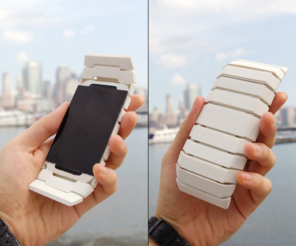 Yanko Design Top 50 – Best Of 2012 - image 46-Curious-Mobile-Phone-by-Youngkwang-Cho on http://bestdesignews.com