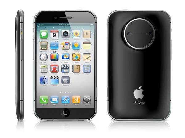 Yanko Design Top 50 – Best Of 2012 - image 8-iPhone-PRO-Concept-Mobilephone-by-Jinyoung-Choi on http://bestdesignews.com