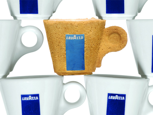Cookie Cup - Edible Espresso Cup by Sardi Innovation
