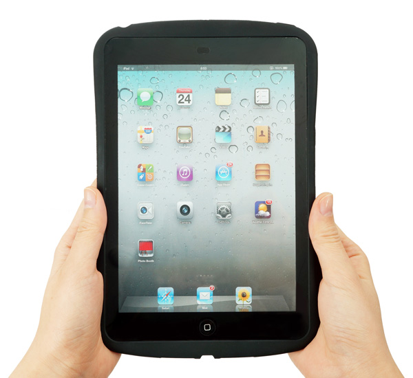 Love iPad mini iface - image  on http://bestdesignews.com