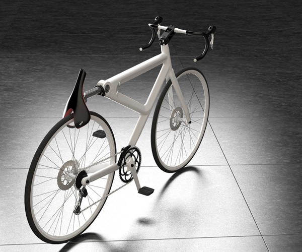 Saddle Lock – Bicycle Lock by Lee Sang Hwa, Kim Jin Ho & Yeo Min Gu