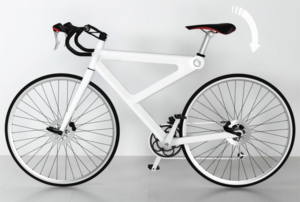 The Foolproof Lock - image saddle_lock2 on http://bestdesignews.com