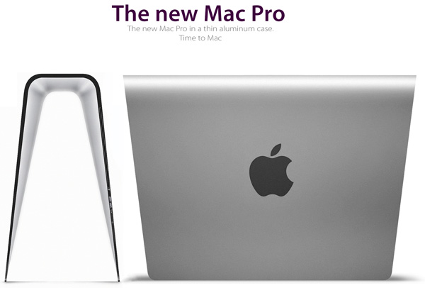The New Mac Pro Concept by Almasov Aibek